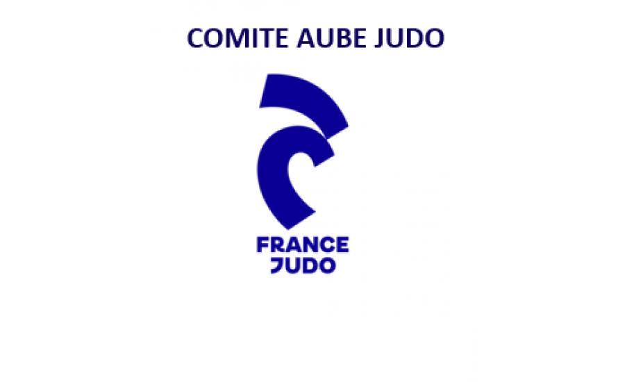 Logo du AUBE JUDO